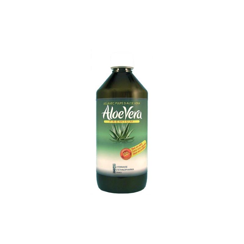 Aloe Vera Premium® Pur Jus Pulpe 500ml