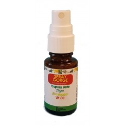 throat spray aloe vera echinacea