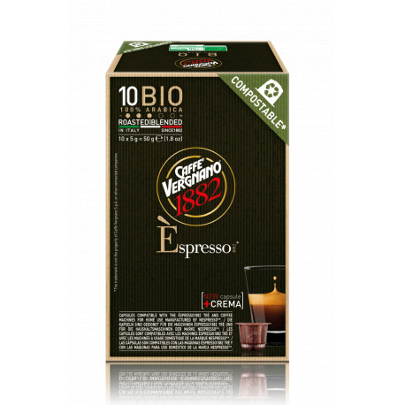 Café en grains 100% Arabica biologique