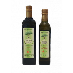 Organic Extra virgin Olive oil DOP 0,50L