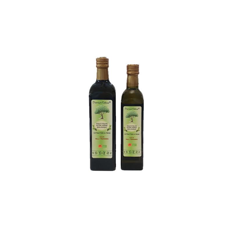 Organic Extra virgin Olive oil DOP 0,50L
